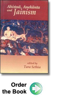 Ahimsa, Anekanta and Jainism Book